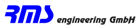 RMS engineering GmbH Logo